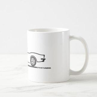 1970-72 Corvette Convertible Coffee Mug