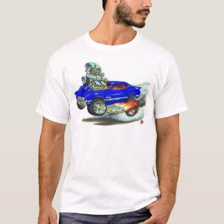 1970-72 Olds Cutlass 442 Blue Car T-Shirt