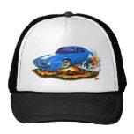 1970-72 Trans Am Blue Car Hats