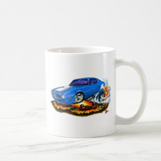1970-72 Trans Am Blue Car Mugs