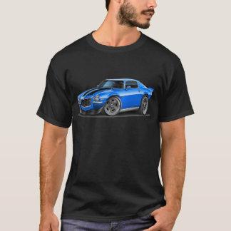 1970-73 Camaro Blu/Blk Car T-Shirt