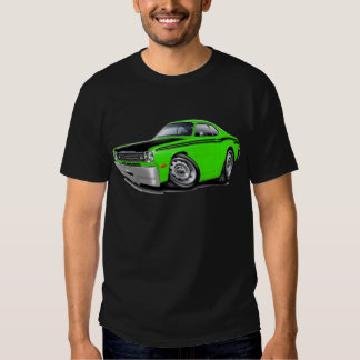 1970-74 Duster 340 Lime Car T Shirt