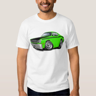 1970-74 Duster 340 Lime Car Tees