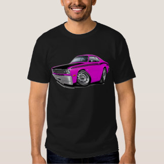 1970-74 Duster 340 Pink Car T-shirt