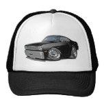 1970-74 Duster Black Car Hats