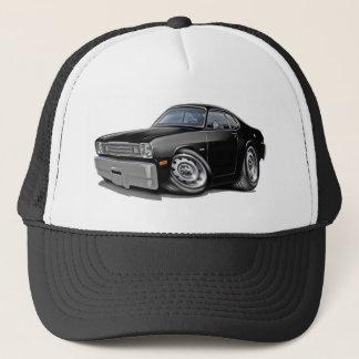 1970-74 Duster Black Car Trucker Hat