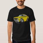 1970-74 Duster Yellow-Black Car T Shirt