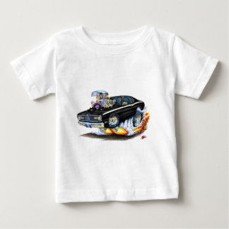 1970-74 Plymouth Duster Black Car Baby T-Shirt