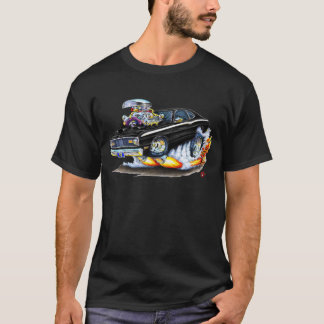 1970-74 Plymouth Duster Black Car T-Shirt