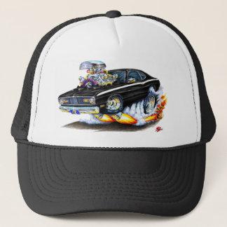 1970-74 Plymouth Duster Black Car Trucker Hat