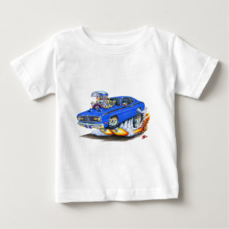 1970-74 Plymouth Duster Blue Car Baby T-Shirt