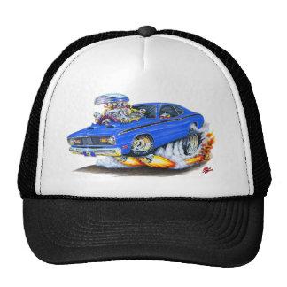 1970-74 Plymouth Duster Blue Car Trucker Hat