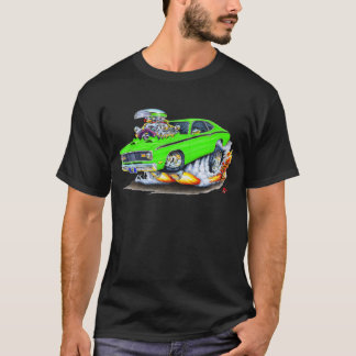 1970-74 Plymouth Duster Lime Car T-Shirt