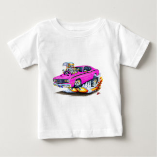 1970-74 Plymouth Duster Pink Car Baby T-Shirt