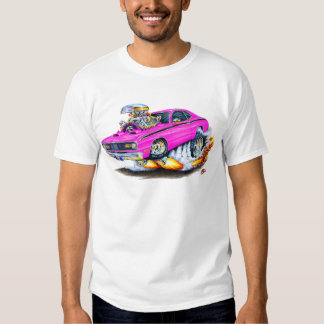1970-74 Plymouth Duster Pink Car T Shirt
