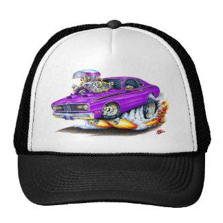 1970-74 Plymouth Duster Purple Car Trucker Hat