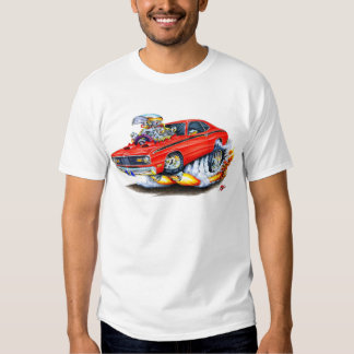 1970-74 Plymouth Duster Red Car T Shirt