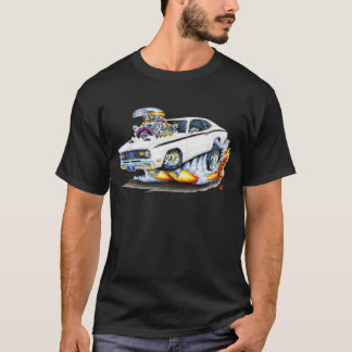 1970-74 Plymouth Duster White Car T-Shirt
