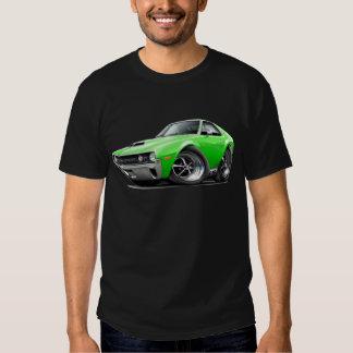 1970 AMX Lime Car T-Shirt