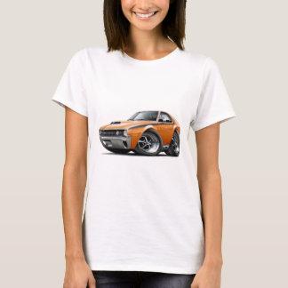 1970 AMX Orange-Black Car T-Shirt