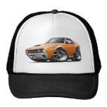 1970 AMX Orange Car Trucker Hat