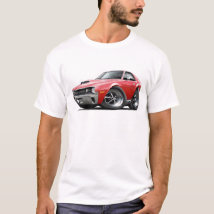 1970 AMX Red Car T-Shirt