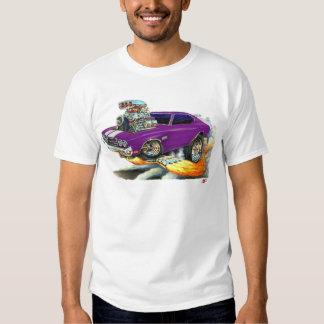 1970 Chevelle Purple Car T-Shirt