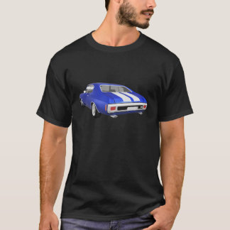 1970 Chevelle SS: Blue Finish: T-Shirt