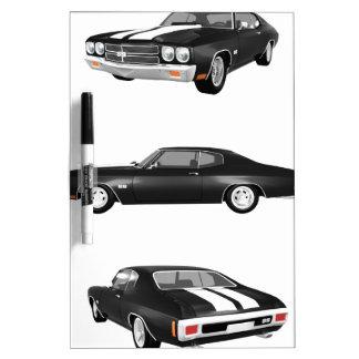 1970 Chevelle SS: Dry-Erase Board