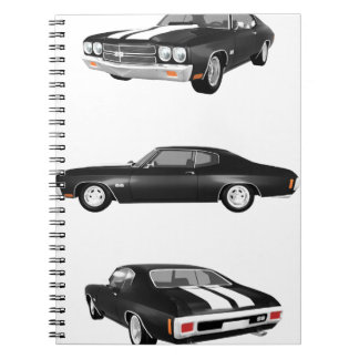 1970 Chevelle SS: Notebook