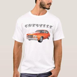 1970 Chevelle SS: Orange Finish: T-Shirt