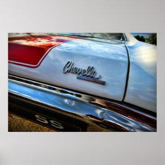1970 Chevrolet Chevelle SS396 SS 396 Print