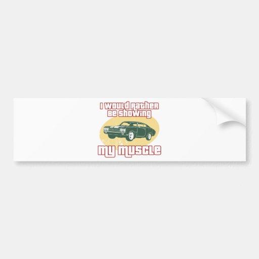 1970 Chevrolet Chevelle SS 454 Bumper Stickers