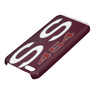 1970 Chevrolet Chevelle SS 454 in Black Cherry iPhone 5C Cover