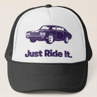 1970 Chevrolet Chevelle SS 454 Trucker Hat