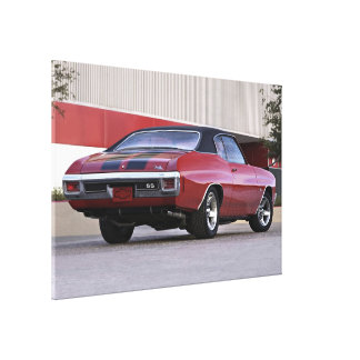 1970 Chevrolet Chevelle SS Canvas Print