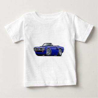 1970 Coronet RT Dk Blue Hood Scoop Convert Infant T-shirt