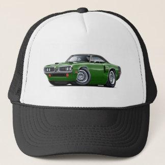 1970 Coronet RT Green-Black Top Car Trucker Hat