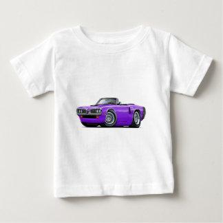 1970 Coronet RT Purple-Black Hood Scoop Convert Infant T-shirt