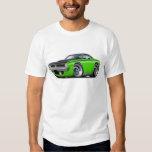 1970 Cuda AAR Lime-Black Top Car