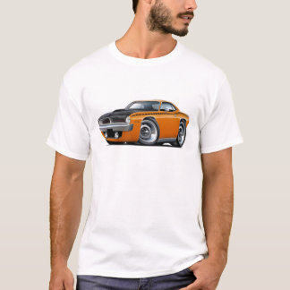 1970 Cuda AAR Orange Car T-Shirt