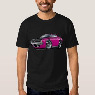 1970 Cuda AAR Pink Car T Shirt