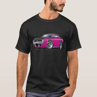 1970 Cuda AAR Pink Car T-Shirt