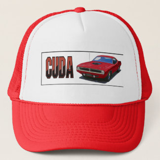 1970 Cuda Coupe Trucker Hat