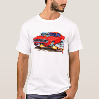 1970 Cuda Red Car T-Shirt