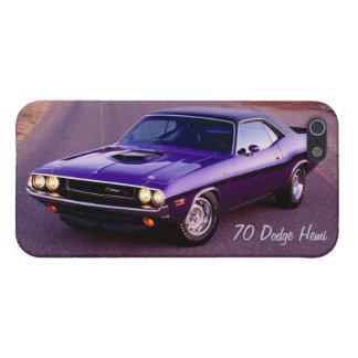 1970 Dodge Challenger Hemi RT iPhone 5/5s Case