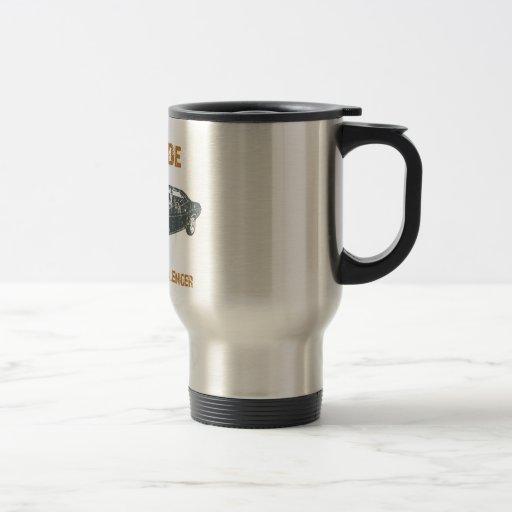 1970 Dodge Challenger Coffee Mugs