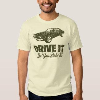1970 Dodge Challenger Shirt