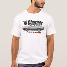 1970 Dodge Charger HEMI R/T Mopar T-SHIRT