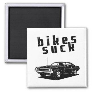 1970 Dodge Hemi Challenger 2 Inch Square Magnet